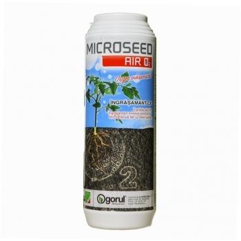 Ingrasamant Microseed O2, microgranulat cu aplicare la sol, 1kg, EuroTSA