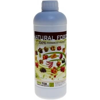 Ingrasamant Natural Force Fertilizer lichid cu aplicare foliara si fertirigare,1 kg, EuroTSA