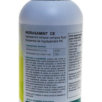 Ingrasamant Acticlaster, lichid cu aplicare foliara si fertirigare,1 kg, EuroTSA #5
