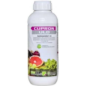 Ingrasamant Cupron Uld, lichid, cu aplicare foliara, 1kg, Eurotsa