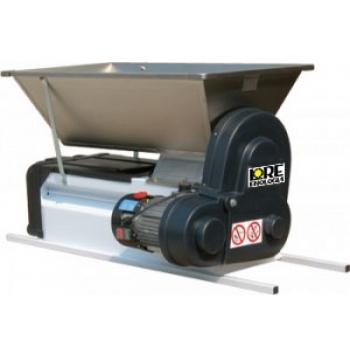 Desciorchinator cu zdrobitor electric LGCSR4, productie 1500 kg/h, cuva din inox