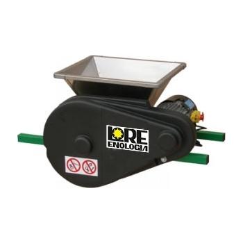 Zdrobitoare de fructe electrica LFCSH1,  productie 1000 kg/h, din  inox