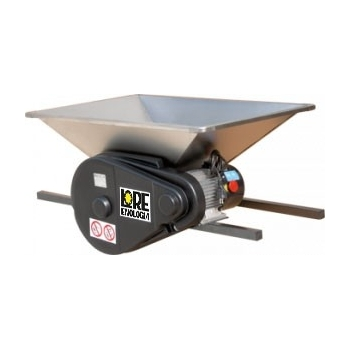 Zdrobitoare de fructe electrica LFCBM, productie 1500 kg/h, in inox