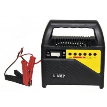 Redresor auto Intensiv PRO 6A, 230 V, 0.85 kW