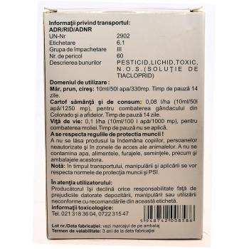 Insecticid Calypso 480 SC(10 ml) Bayer #2