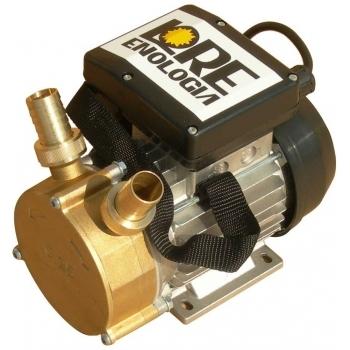 Pompa de transvazare pentru vin, din inox, debit 33 litri/minut, TP200I