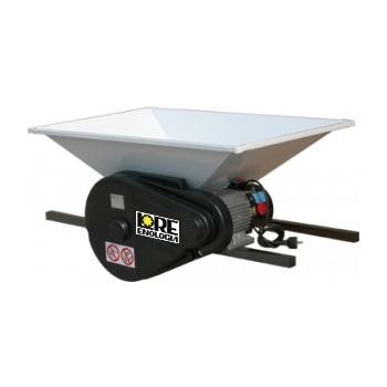 Zdrobitoare pentru struguri, electrica, din inox, productivitate 1500 kg/h, LGC6
