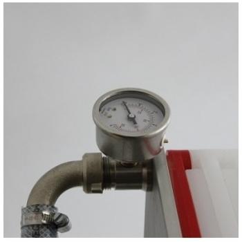 Filtru profesional FP30, din inox, pentru filtrarea vinului, productivitate 1200 l/h #4