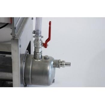 Filtru profesional FP40, din inox, pentru filtrarea vinului, productivitate 1400 l/h #6