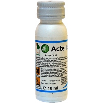 Insecticid Actellic 50 EC(10 ml) Syngenta #2