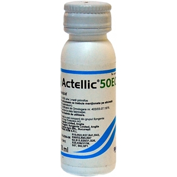 Insecticid Actellic 50 EC(10 ml) Syngenta