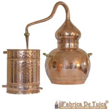 CAZAN TUICA ALAMBIC, 3 L #2