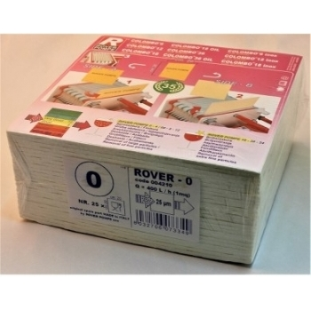 Placa filtranta Rover O, 200x200 mm, pentru filtrare grosiera