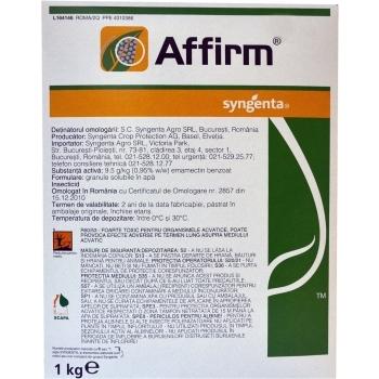 Insecticid Affirm(1 kg) Syngenta