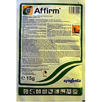 Insecticid Affirm(15 gr) Syngenta