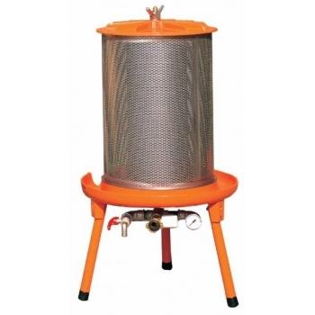 Teasc hidraulic TH 80, capacitate cos 80 L