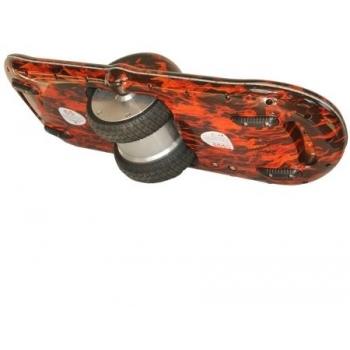Skateboard electric Nova Vento WME6 Fire Red, Autonomie 19 km, Viteza maxima de deplasare 15 km/h #2