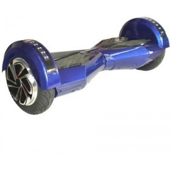 Hoverboard electric Nova Vento HV8 Blue&Black, autonomie 20 km, viteza maxima de deplasare 12 km/h #2