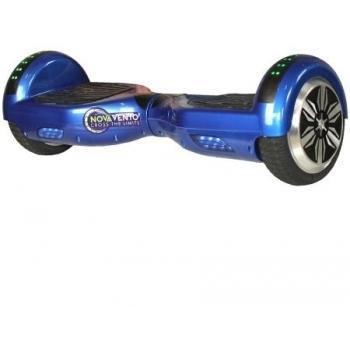 Hoverboard electric Nova Vento HV6.5 Blue, autonomie 20 km, viteza maxima de deplasare 10 km/h #2