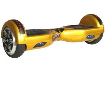 Hoverboard electric Nova Vento HV6.5 Golden, autonomie 20 km, viteza maxima de deplasare 10 km/h #2