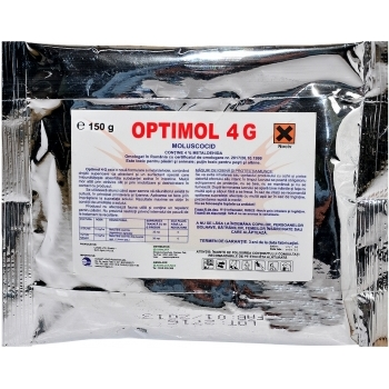 Moluscocid Optimol 4 G(150 gr) Summit Agro