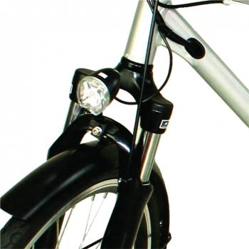 Bicicleta electrica Nova Vento Long Run L2803 Silver, autonomie 70 km, viteza maxima de deplasare 25 km/h #5