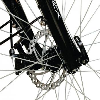 Bicicleta electrica Nova Vento Long Run L2803 Black, autonomie 70 km, viteza maxima de deplasare 25 km/h #8