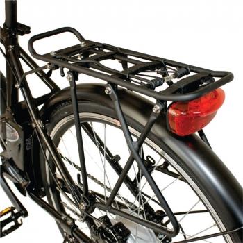 Bicicleta electrica Nova Vento Long Run L2803 Black, autonomie 70 km, viteza maxima de deplasare 25 km/h #11