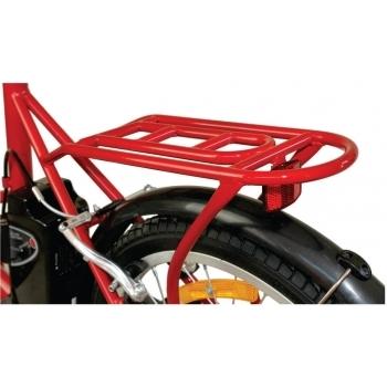 Bicicleta electrica Nova Vento Smart City T2009 Red, autonomie 50 km, viteza maxima de deplasare 25 km/h #7