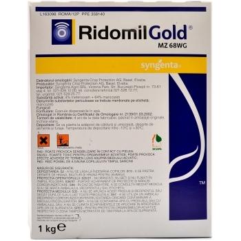 Fungicid Ridomil Gold MZ 68 WG(1 kg) Syngenta