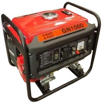 Generator de curent ENERGO, GN1000, monofazic, putere 0.9 kW, benzina, putere motor 3 Cp, tensiune 220 V, pornire manuala #2