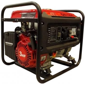 Generator de curent ENERGO, GN1000, monofazic, putere 0.9 kW, benzina, putere motor 3 Cp, tensiune 220 V, pornire manuala