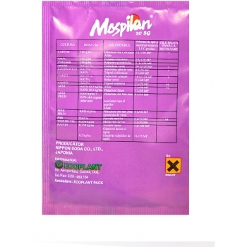 Insecticid Mospilan 20 SG(1.5 gr) Summit Agro #2