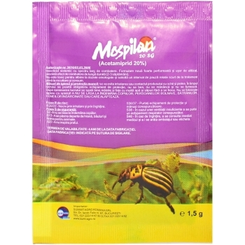 Insecticid Mospilan 20 SG(1.5 gr) Summit Agro