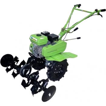 Motosapa BSR 500 B4R freze + roti cauciuc 4-8 + rarita fixa , latime de lucru 800-1000 mm, 7 CP