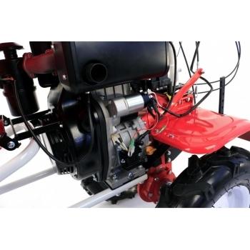 Motocultor Loncin  LC 1440 Diesel 9,5 CP cu roti de cauciuc  5.00-12, latime de lucru 60-144 cm #3