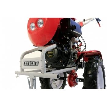 Motocultor Loncin  LC 1440 Diesel 9,5 CP cu roti de cauciuc  5.00-12, latime de lucru 60-144 cm #4