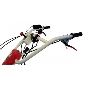 Motocultor Loncin  LC 1440 Diesel 9,5 CP cu roti de cauciuc  5.00-12, latime de lucru 60-144 cm #6