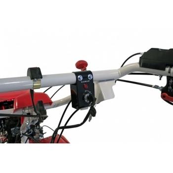 Motocultor Loncin  LC 1440 Diesel 9,5 CP cu roti de cauciuc  5.00-12, latime de lucru 60-144 cm #7