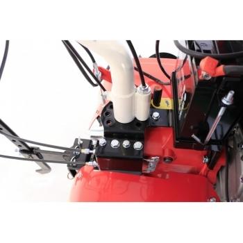 Motocultor Loncin  LC 1440 Diesel 9,5 CP cu roti de cauciuc  5.00-12, latime de lucru 60-144 cm #9