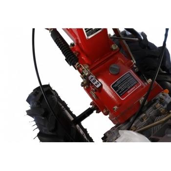 Motocultor Pro Series 1000 cu roti de cauciuc (5.00-10), motorina, putere 5 Cp,  latime de lucru 50-80 cm, pornire la sfoara, 2 viteze inainte + 1 inapoi #5