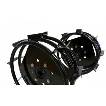 Roti metalice cu manicot pentru Motocultor  PT-900A #2
