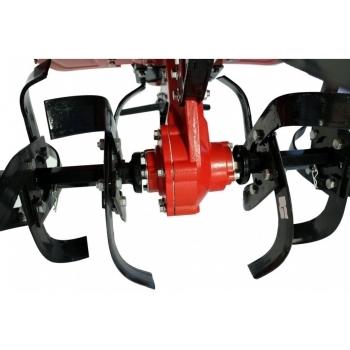 Motocultor Prorun  PT-1000A 8 CP cu roti de cauciuc, latime de lucru 42-100 cm #13