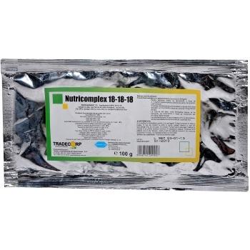 Ingrasamant fertirigare Nutricomplex 18-18-18(100 gr) Chemark