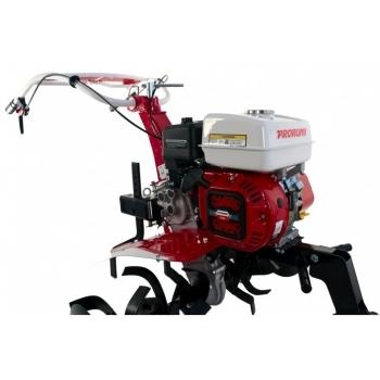 Motosapa Prorun PT-750 A + roti de cauciuc  4.00x8 + rarita + suport, benzina, putere 7Cp, latime de lucru 60-90 cm, pornire la sfoara, 4 viteze inainte + 2 inapoi #2
