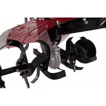 Motosapa Prorun PT-750 A + roti de cauciuc  4.00x8 + rarita + suport, benzina, putere 7Cp, latime de lucru 60-90 cm, pornire la sfoara, 4 viteze inainte + 2 inapoi #5