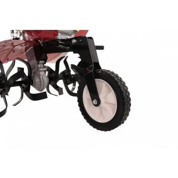 Motosapa Prorun PT-750 A + roti de cauciuc  4.00x8 + rarita + suport, benzina, putere 7Cp, latime de lucru 60-90 cm, pornire la sfoara, 4 viteze inainte + 2 inapoi #6