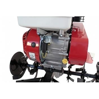 Motosapa Prorun PT-750 A + roti de cauciuc  4.00x8 + rarita + suport, benzina, putere 7Cp, latime de lucru 60-90 cm, pornire la sfoara, 4 viteze inainte + 2 inapoi #7