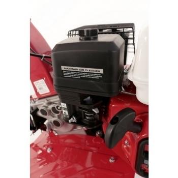 Motosapa Prorun PT-750 A + roti de cauciuc  4.00x8 + rarita + suport, benzina, putere 7Cp, latime de lucru 60-90 cm, pornire la sfoara, 4 viteze inainte + 2 inapoi #10