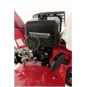 Motocultor Prorun PT-750A 7 CP cu roti metalice + plug + rarita + suport, latime de lucru 60-90 cm #6